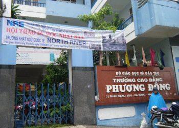 Tuyển sinh trường Cao đẳng Phương Đông Đà Nẵng năm 2021