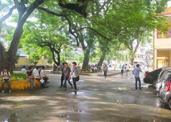 Tuyển sinh trường Cao đẳng Xây dựng số 1 năm 2021