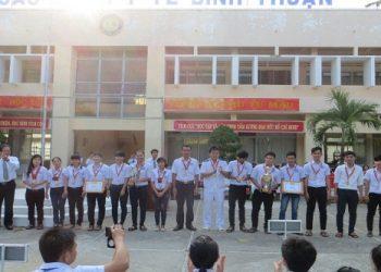 Tuyển sinh trường cao đẳng y tế Bình Thuận năm 2021