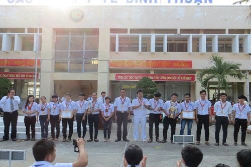Cao đẳng Y tế Bình Thuận