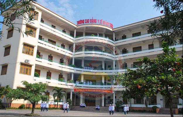 Cao đẳng y tế Quảng Ninh