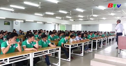 Đại học Kinh tế Kỹ thuật Bình Dương