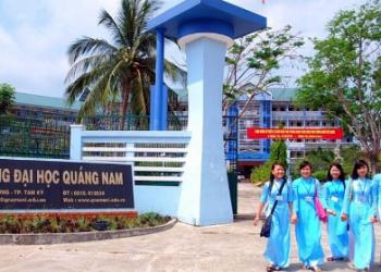 Tuyển sinh Đại học Quảng Nam năm 2021