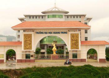 Tuyển sinh Đại học Quang Trung năm 2021