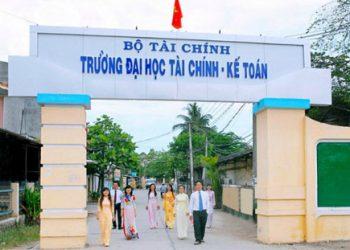 Tuyển sinh Trường Đại học Tài chính – Kế toán năm 2021