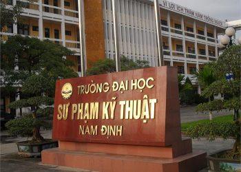 Tuyển sinh đại học sư phạm kỹ thuật Nam Định Năm 2021