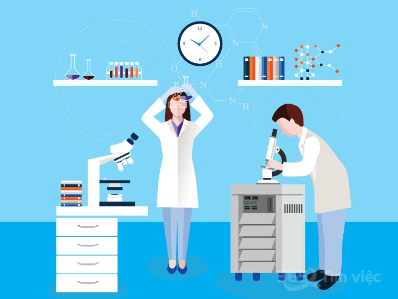 Ngành Kỹ thuật xét nghiệm y học sau khi ra trường làm gì?