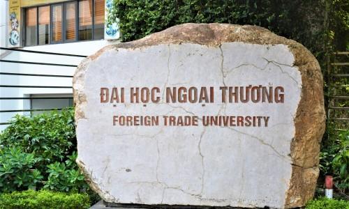 HọcphíĐại học Ngoại thương Tp.HCM (cơ sở 2) năm 2020