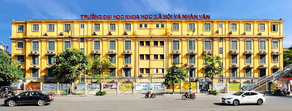 Điểm chuẩn trường Đại học Khoa học xã hội và nhân văn – Đại học Quốc gia Hà Nội