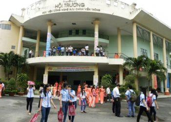 Điểm chuẩn Học viện Công nghệ Bưu chính Viễn thông Hà Nội