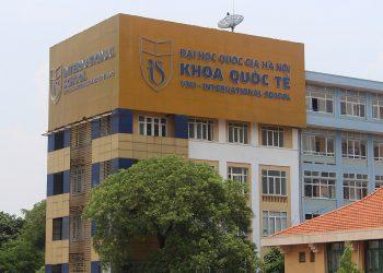 Điểm chuẩn Khoa Quốc tế – Đại học Quốc gia Hà Nội năm 2021