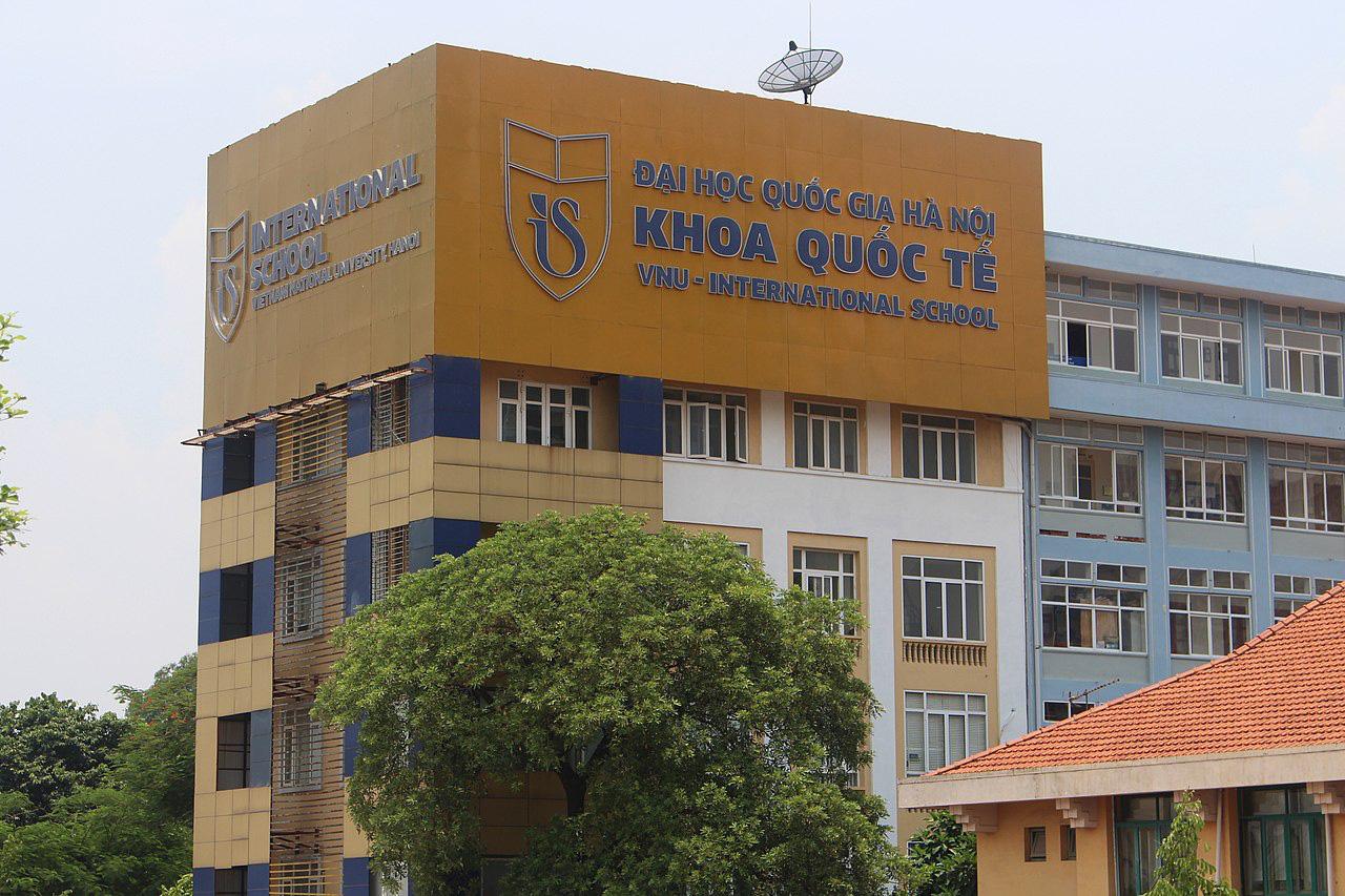 điểm chuẩn Khoa Quốc tế – Đại học Quốc gia Hà Nội