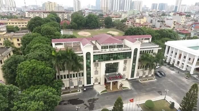 Điểm chuẩn Trường Đại học Hà Nội