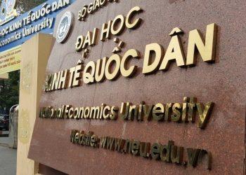 Điểm chuẩn Trường Đại học Kinh tế quốc dân mới nhất 2021