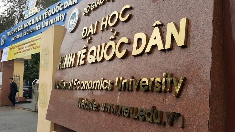 Điểm chuẩn Trường Đại học Kinh tế quốc dân