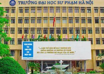 Cung cấp điểm chuẩn Trường Đại học Sư phạm Hà Nội 2021