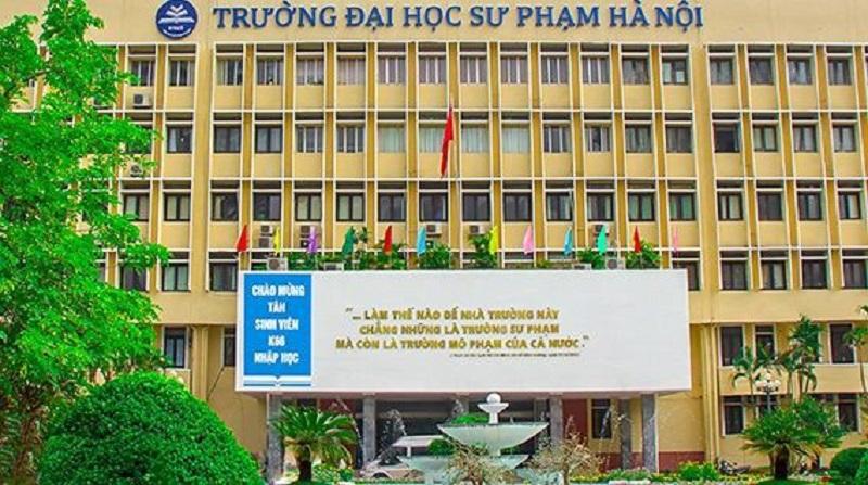 Điểm chuẩn của Trường Đại học Sư phạm Hà Nội
