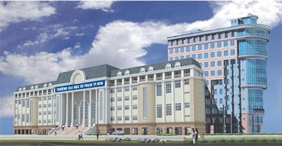 điểm chuẩn Trường Đại học Sư phạm TPHCM