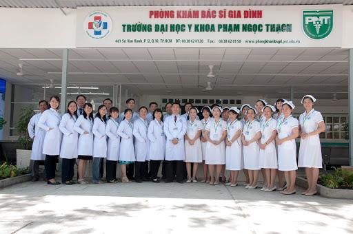 Điểm chuẩn Trường Đại học Y Khoa Phạm Ngọc Thạch