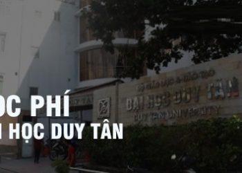 HọcphíĐại học Duy Tân mới nhất năm 2021 có cao không?