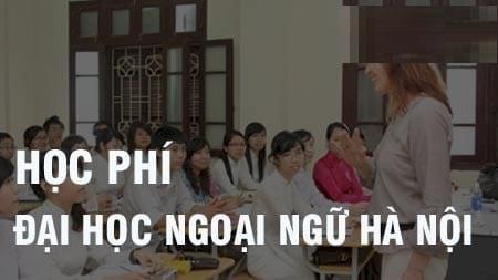 HọcphíĐại học Ngoại ngữ Hà Nội