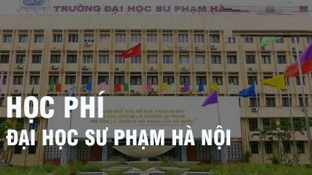HọcphíĐại học Sư phạm Hà Nội