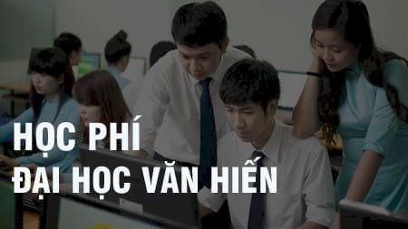 HọcphíĐại học Văn Hiến