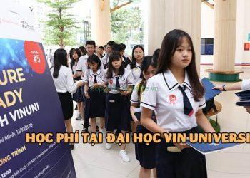 Họcphítrường đại học VinUni mới nhất cho sinh viên