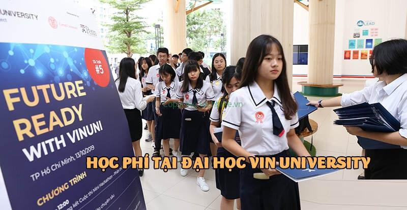 Học phí Trường Đại Học VinUni
