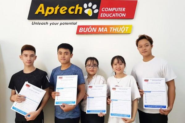 Họcphí Aptech là bao nhiêu?