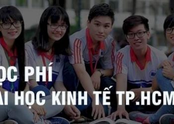 HọcphíĐại học Kinh Tế TPHCM năm 2021 mới nhất