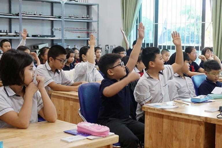 Học sinhđược chú trọngbồi dưỡngkĩ năng, phẩm chất của công dân toàn cầu