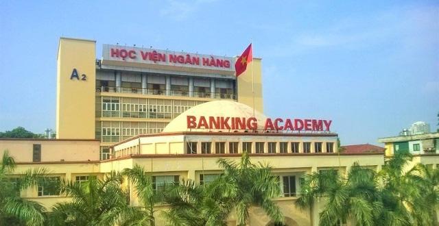 Cơ sở vật chất của Học viện ngân hàng