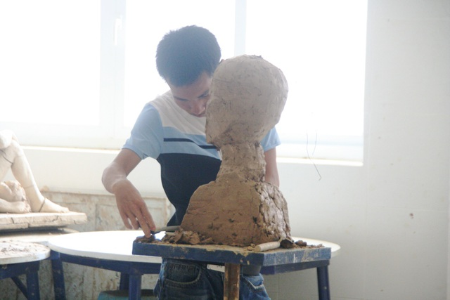 Mức lương công việc trong ngành Điêu khắc
