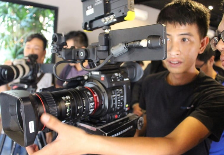 Mức lương của ngành Quay phim