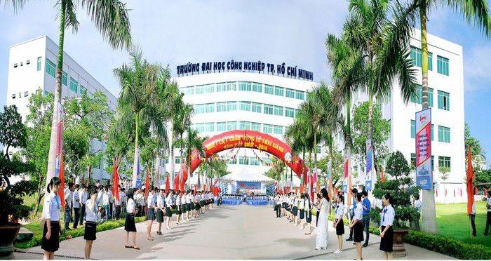 Trường ĐH Công nghiệp TP. HCM