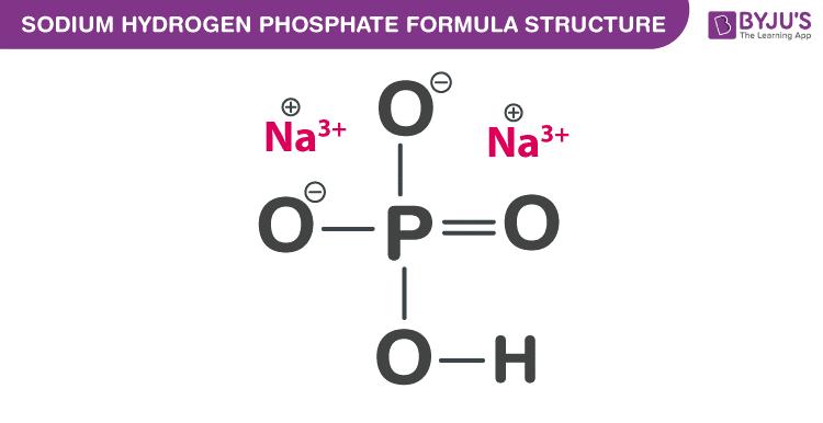 Công thức natri hydro photphat