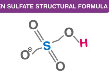 Công thức Hydrogen Sulfate là gì ? Cùng tìm hiểu về nó.