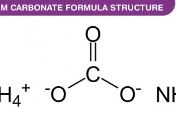 Công thức amoni cacbonat là gì ? Cùng tìm hiểu về nó.