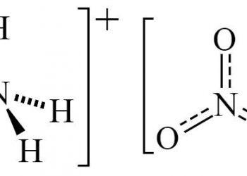Công thức amoni nitrat là gì ? Cùng tìm hiểu nó.
