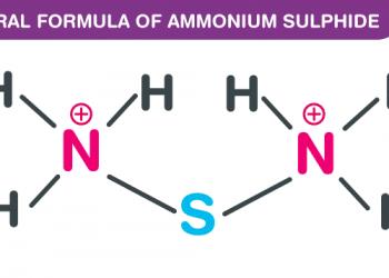 Công thức amoni sulfua là gì ? Cùng tìm hiểu về nó.
