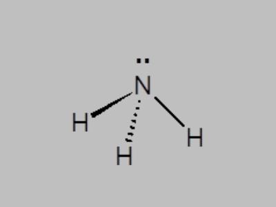 Công thức amoniac