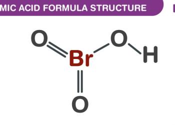 Công thức axit bromic là gì ? Cùng tìm hiểu về nó.