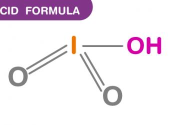 Công thức axit iốt là gì ? Cùng tìm hiểu về nó.