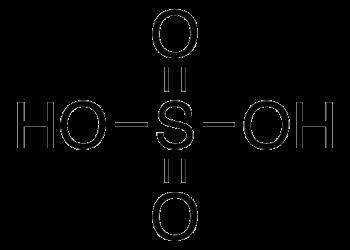 Công thức axit sulfuric là gì ? Cùng tìm hiểu về nó.