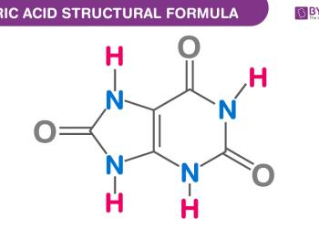Công thức axit uric là gì ? Cùng tìm hiểu về nó.