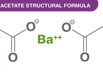 Công thức Bari axetat là gì ? Cùng tìm hiểu về nó nhé!