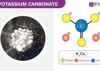 Công thức cấu tạo của Kali cacbonat là gì ? Cùng tìm hiểu về nó.