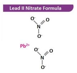 Công thức Chì II Nitrat là gì ? Cùng tìm hiểu về nó.