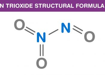 Công thức Dinitrogen Trioxide là gì ? Cùng tìm hiểu về nó.